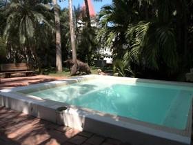 Hotel Casa Del Cabrero/Garden