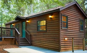 The Cabins at Disney´s Fort Wilderness Resort