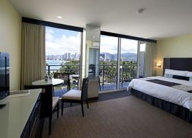 The New Otani Kaimana Beach Hotel